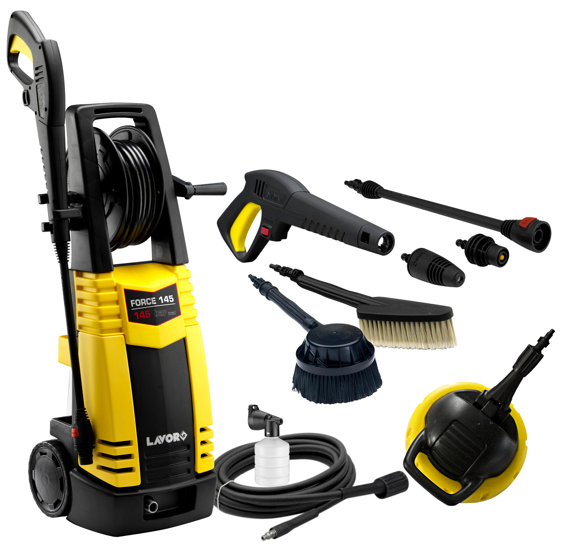 Моющее оборудование высокого давления - Lavor FORCE 145 Мойка высокого давления