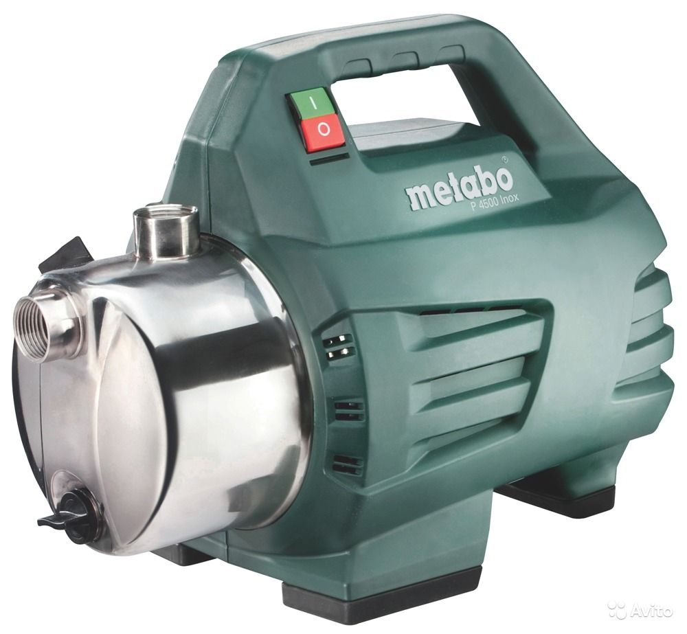 METABO P 4000 S Насосы