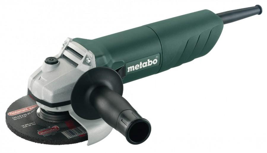 Углошлифовальные машины - Metabo W 820, 125 mm  Leņķa slīpmašīna