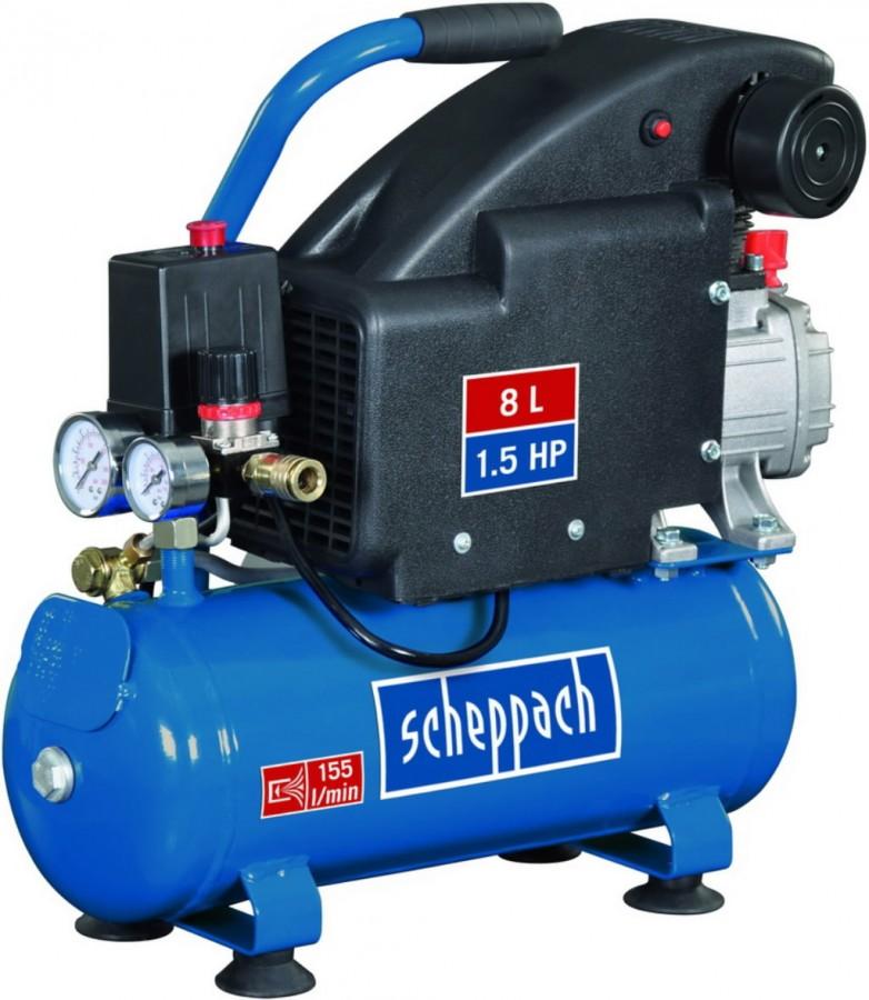 Компрессоры - Scheppach HC 08 Компрессор ( 5906119901&SCHEP )