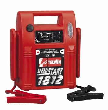 Telwin SpeedStart 1812 Akkumulatora starteris, autonoms - dwt akkumulatora urbmašinas - Auto lādēšanas ierīces