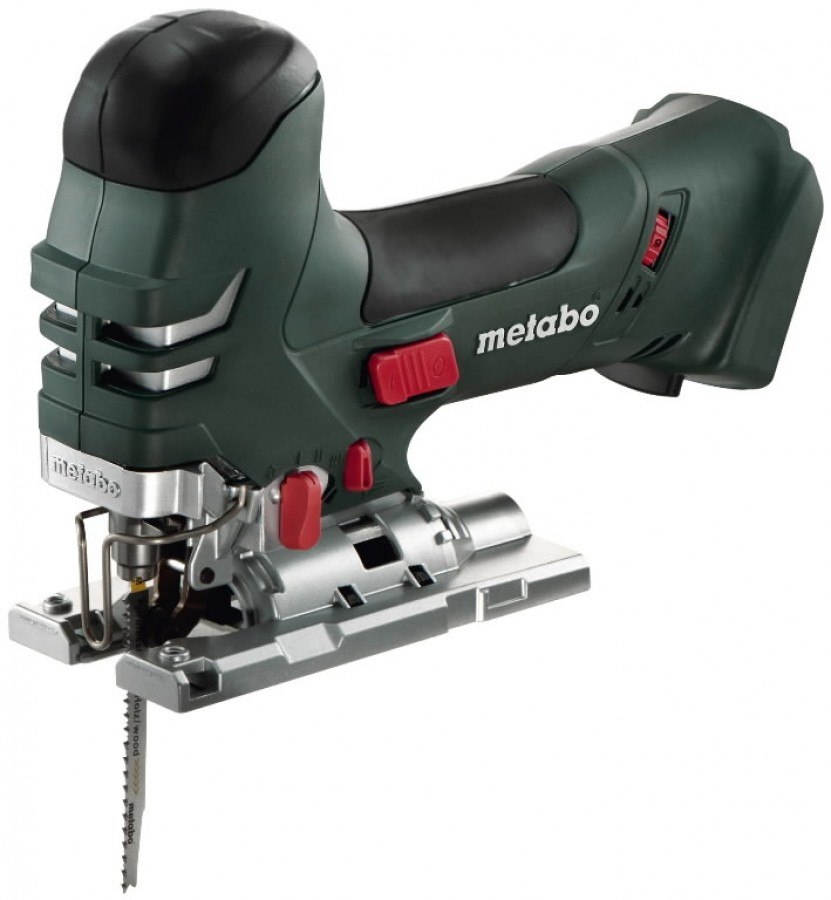 Metabo STA 18 LTX 140 Akumulatora figūrzāģis korpuss Tools - POWER tools - Electric saws