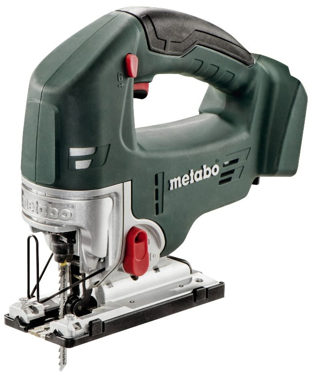 Metabo STA 18 LTX Figūrzāģis, bez akumulatora un lādētāja Tools - POWER tools - Electric saws