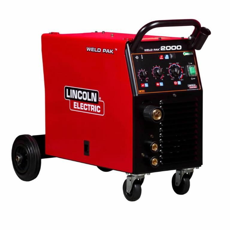 Сварочные аппараты - горелка газовая для сварки - LINCOLN ELECTRIC Weld Pak 2000 сварочный полуавтомат