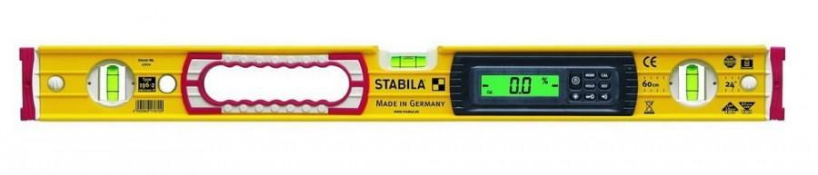STABILA Электронный уровень, 196-2,61cm - купить электронный регулятор оборотов в дрели - Уровни, правила