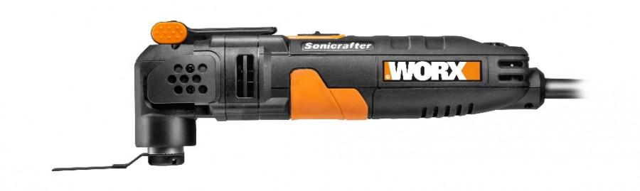 Универсальный инструмент - WORX Sonicrafter WX679 Daudzfunkcionāls instruments