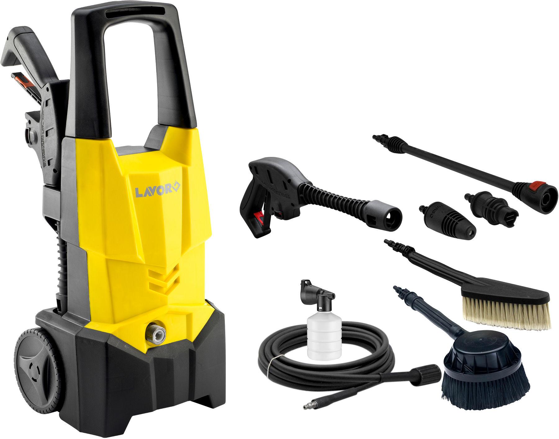 Моющее оборудование высокого давления - Lavor ONE PLUS 130 Мойка высокого давления