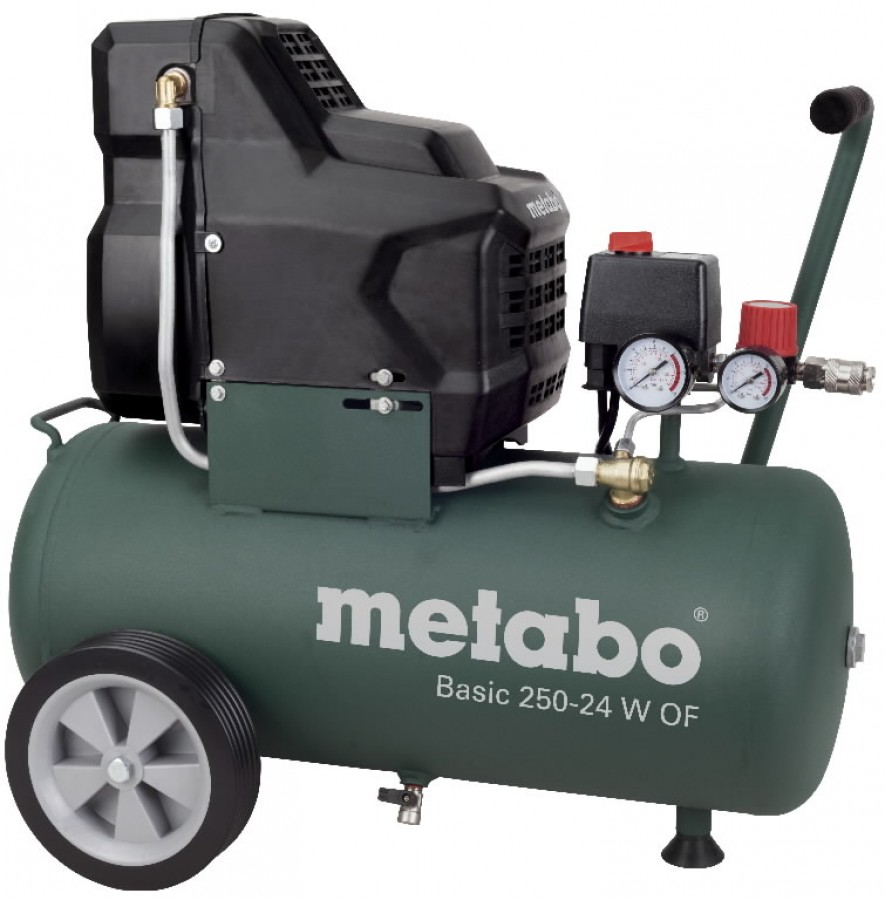 Компрессоры - Metabo Basic 250-24 W OF Компрессор