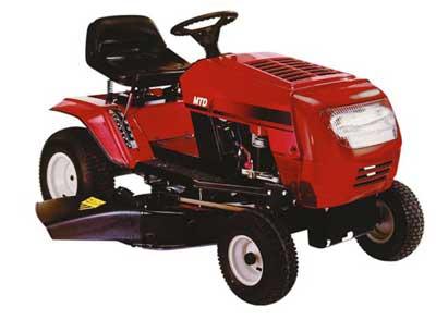 Тракторные газонокосилки - MTD 96 Садовый трактор