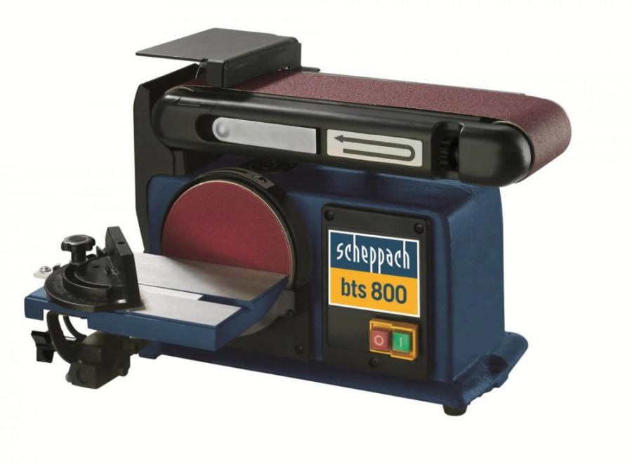 Шлифовальные станки - Scheppach BTS 800 Шлифовальная машина