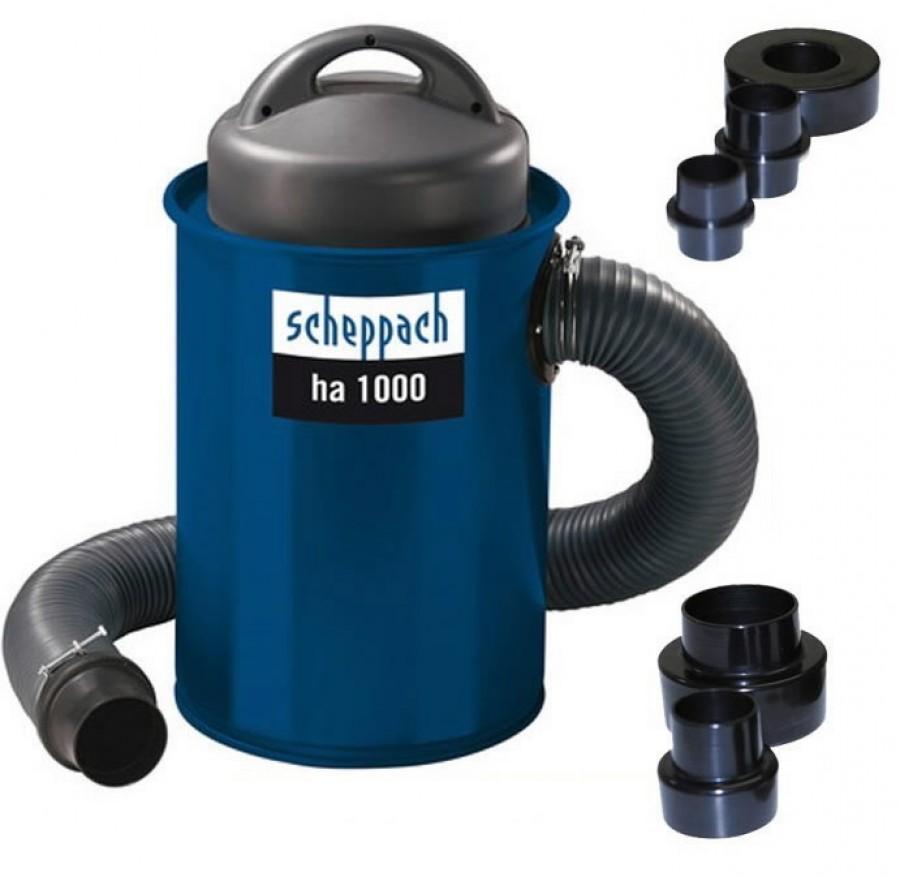 Стружкоотсосы - ключ динамометрический 2500 нм - Scheppach HA 1000 Промышленный пылесос