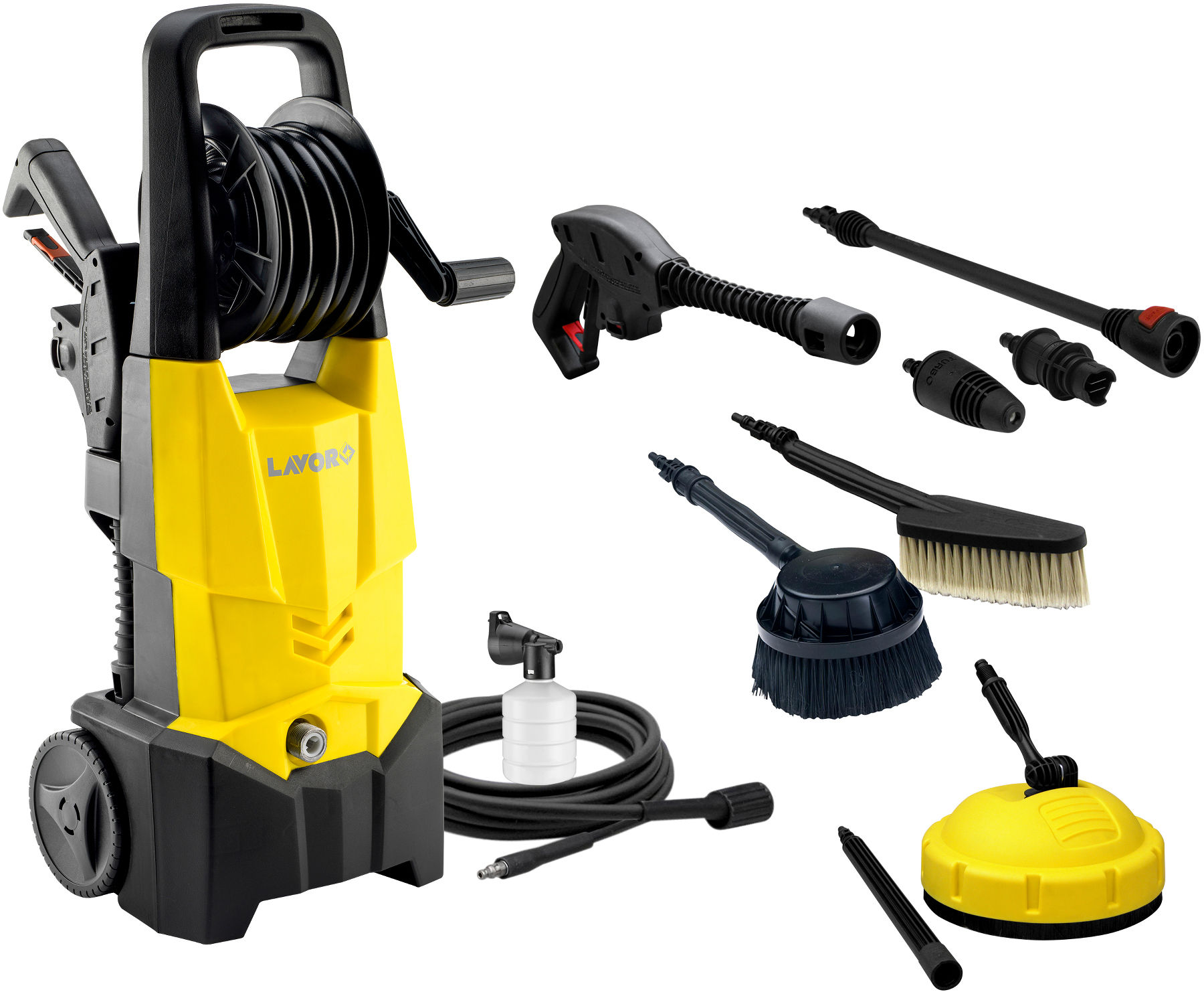 Моющее оборудование высокого давления - Lavor ONE EXTRA 135 Мойка высокого давления