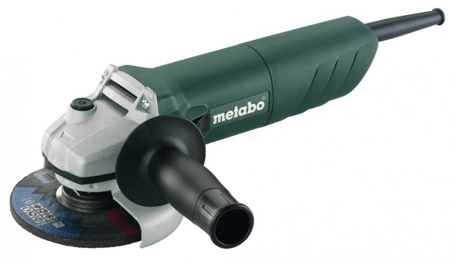 Angle grinder - Metabo W 720, 125 mm Leņķa slīpmašīna
