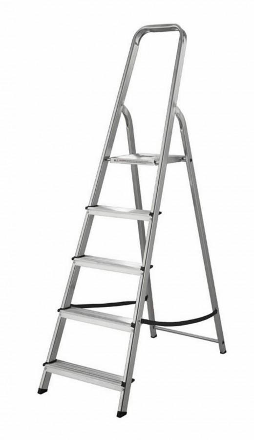 Лестницы, Леса - ABRU PROMASTER стремянка, 6 ступеней ( 60006&ABRU )