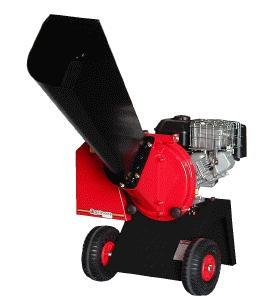 Agrinova ZO555V benzīna zaru smalcinātājs (svaigiem zariem ) - Grieznes zariem - zāģi zariem