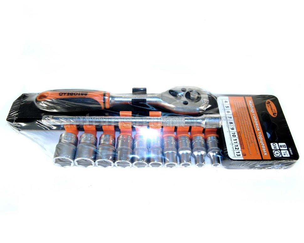 muciņu kompl 12pr. 1/4DR(turēt.) AVTODELO 39844 - Instrumentu komplekti - instrumentu komplekti lv