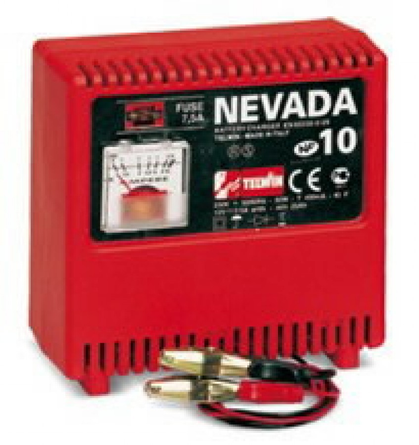 Зарядные устройства автомобильные - Telwin NEVADA 10 Зарядное устройство
