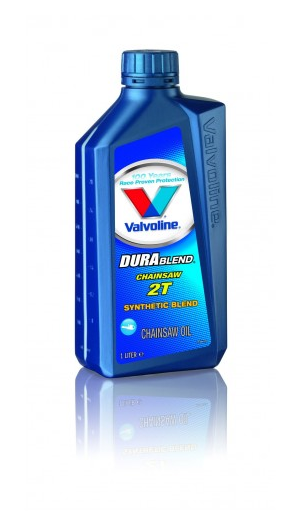 Моторное масло - Масло авто Valvoline 2T DuraBlend Chainsaw oil 1л