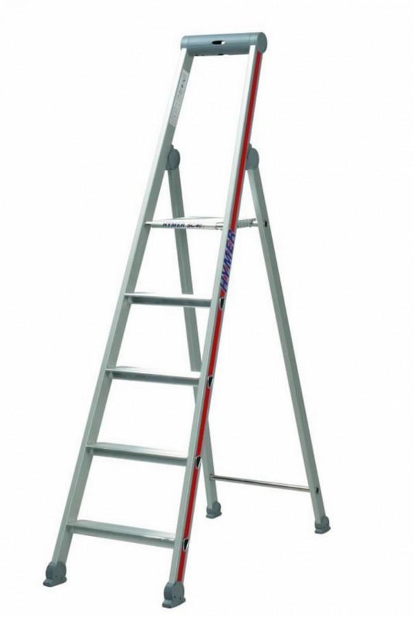Лестницы, Леса - HYMER SC40 серия стремянка 4026, 4 ступени