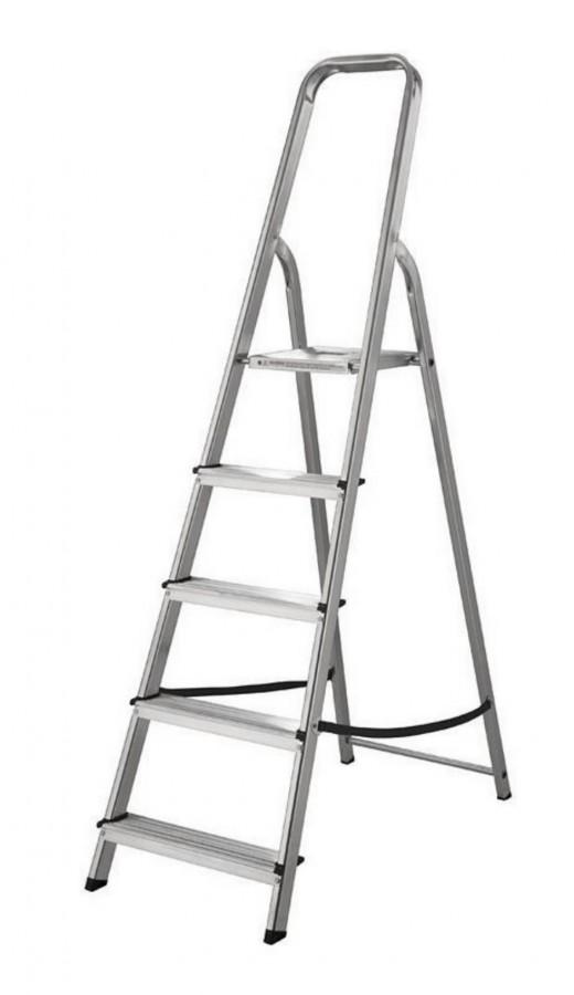 Лестницы, Леса - ABRU Стремянка PROMASTER, 8 ступеней