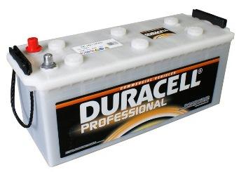 latvians autos veikals - Auto akumulators Duracell Professional HD AK-DU-DP140 140Ah 760A - Akumulatori