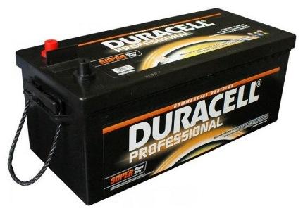 gst 150 ce professional - Аккумуляторы - Авто аккумулятор Duracell Professional SHD 180Ah 1000A 514x223x220 AK-DU-DP180SHD