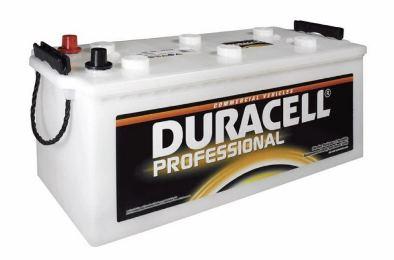 gst 150 ce professional - Аккумуляторы - Авто аккумулятор Duracell Professional HD 180Ah 950A 514x223x220 AK-DU-DP180