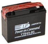Auto akumulators MAKB Landport 12V/2.3Ah LFFi AKB 114x49x86 R AK-YTR4A-BS Akumulatori