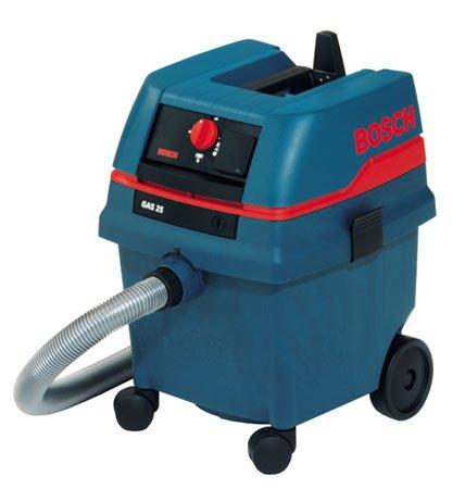 Profesionālie putekļu sūcēji - smilš sprauslu - Bosch GAS 25 universālais putekļsūcējs