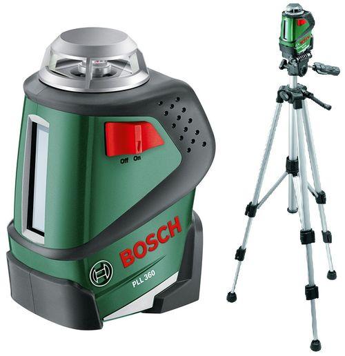 Уровни лазерные - Bosch PLL 360 самонивелирующийся линейный лазер