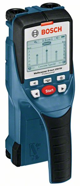 Детекторы - Bosch D-tect 150 универсальный детектор