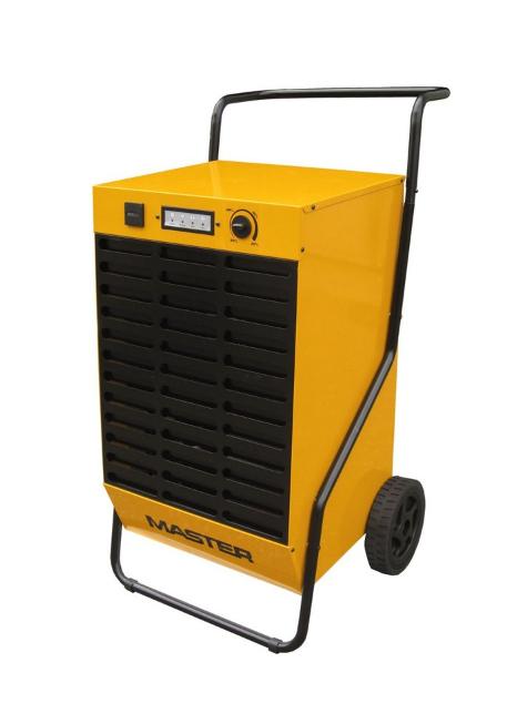 Gaisa mitruma samazinātāji un ventilatori