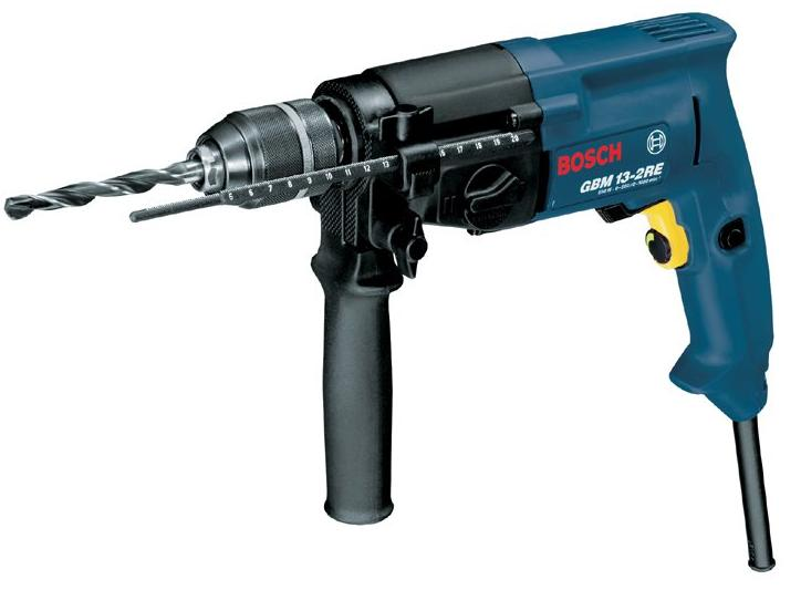Drills electrical - Bosch GBM 13-2 RE дрель