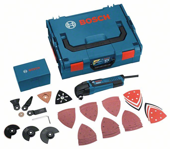 Bosch GOP 250 CE Daudzfunkciju instruments Universālie instrumenti