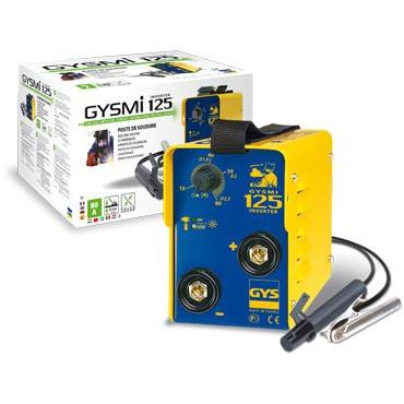 Сварочные аппараты - Сварочный инвертор GYSMI 125