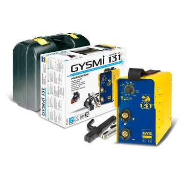 Сварочные аппараты - Сварочный инвертор GYSMI 131 (GYSMI 130P)