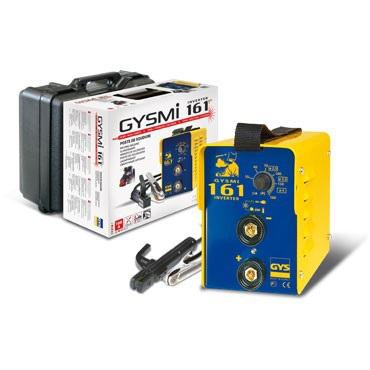 Сварочные аппараты - Сварочный инвертор GYSMI 161 (GYSMI 160P)