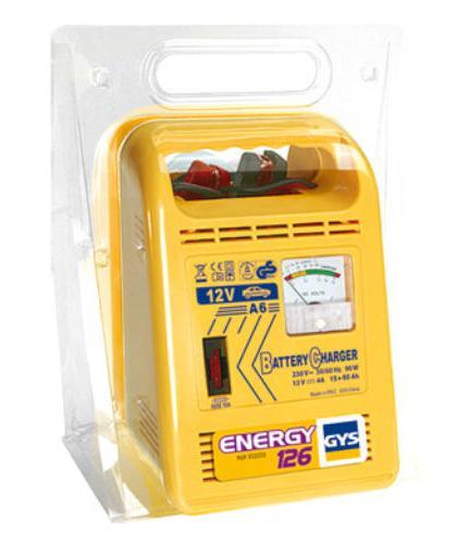 Зарядные устройства автомобильные - Зарядное устройство для аккумуляторов GYS ENERGY 126