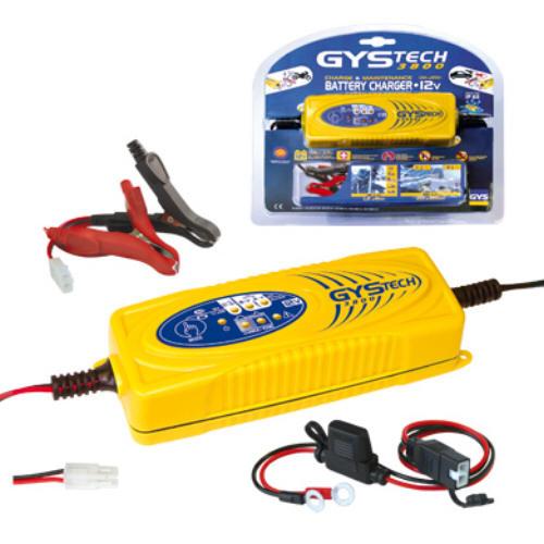 Зарядные устройства автомобильные - Зарядное устройство для аккумуляторов GYS GYSTECH 3800 automatic