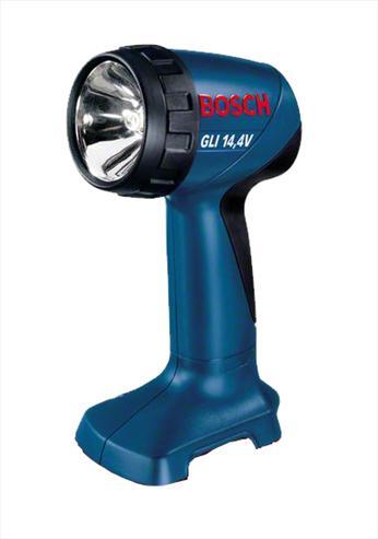 Bosch GLI 14,4 V Akumulatora spuldze Lukturi
