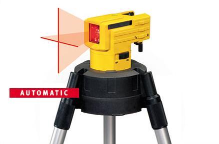 Уровни лазерные - Лазерный уровень LAX 50, самовыравнивающий линию лазерь