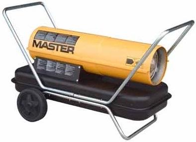 Дизельные обогреватели - MASTER B 150 CED Дизельный нагреватель с прямым пламенем