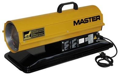 Дизельные обогреватели - MASTER B 70 CED Дизельный нагреватель с прямым пламенем