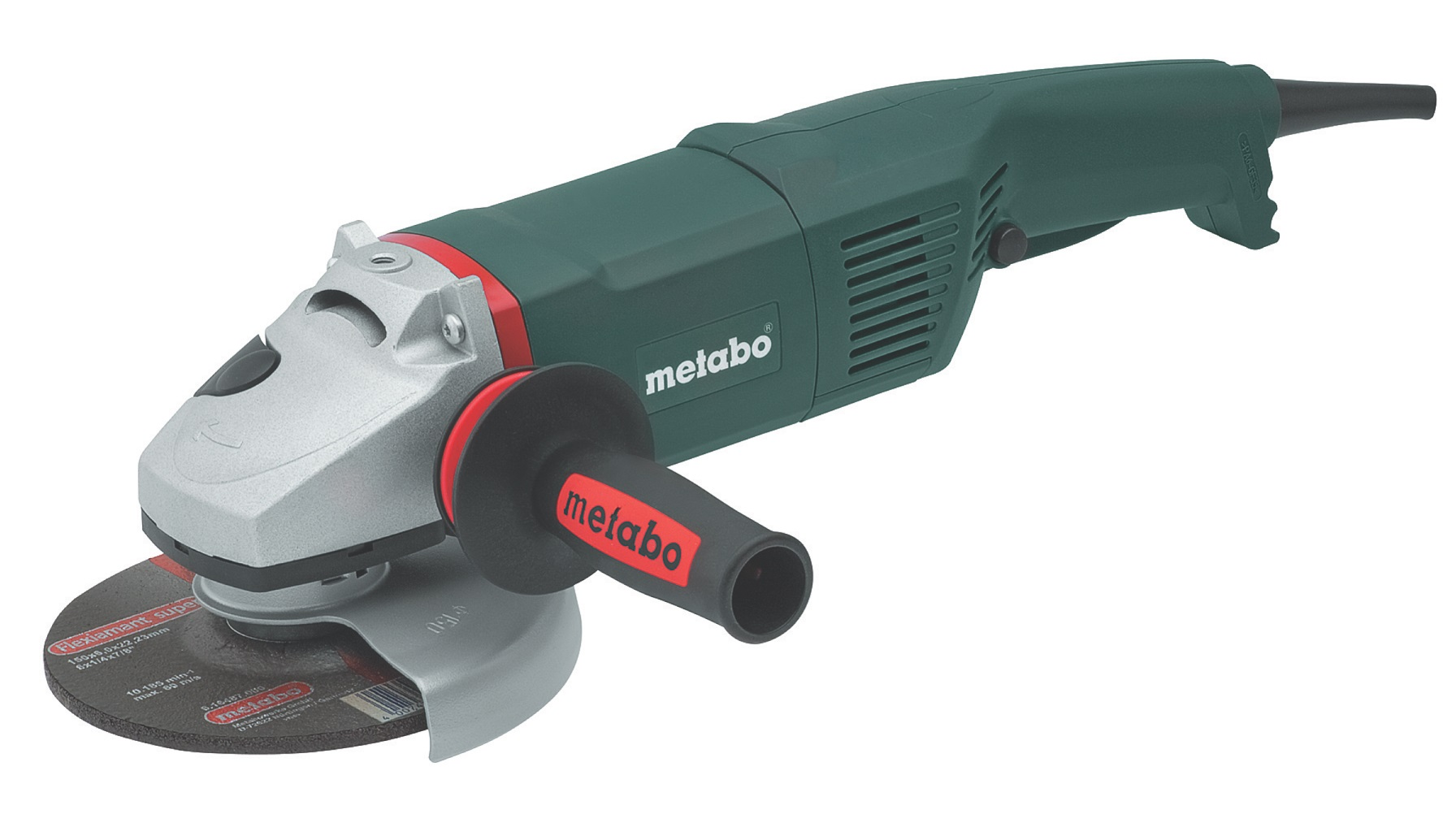 Metabo WX 17-180 шлифовальная машина Tools - POWER tools - Angle grinder