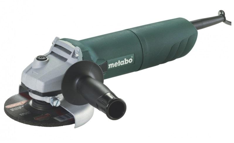 Углошлифовальные машины - Metabo W 1080-125 шлифовальная машина