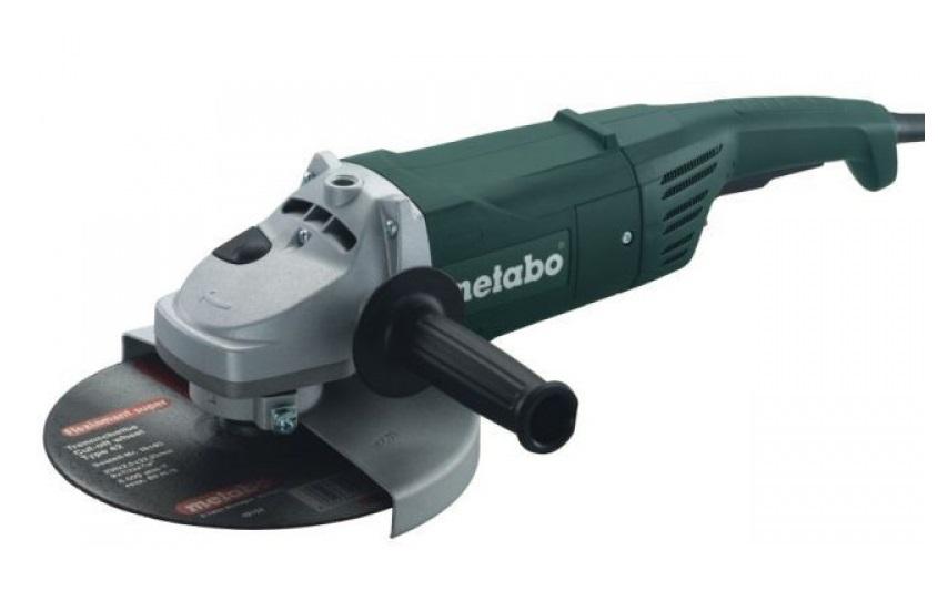 Углошлифовальные машины - Metabo W 2000 шлифовальная машина