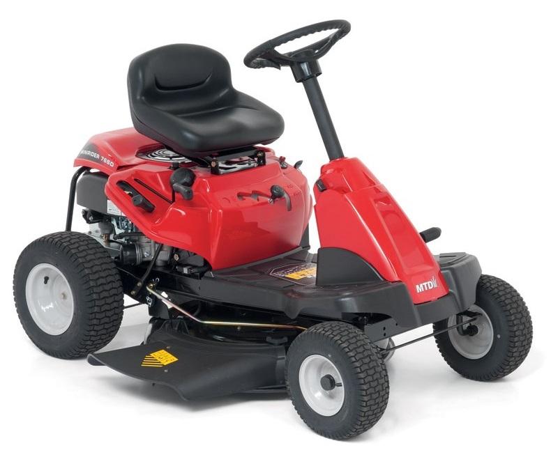 MTD Minirider 76 SD mauriņa traktors  1 088.00