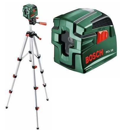 Уровни лазерные - Bosch PCL 10 лазерный нивелир