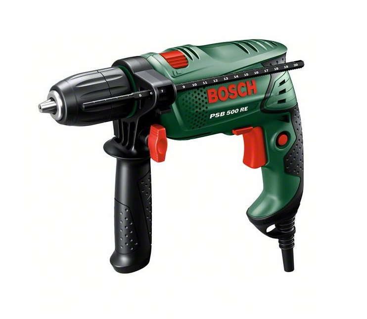 Bosch PSB 500 RE Compact ударная дрель Tools - POWER tools - Hammer drills