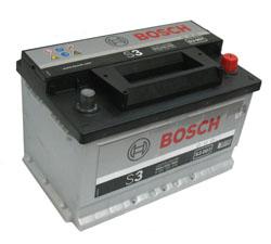bosch latvija - Аккумуляторы - Авто аккумулятор Bosch S3 007 70Ah